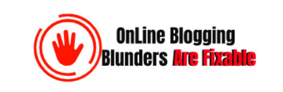 Logo-Online-Blogging-Blunders-Are-Fixable