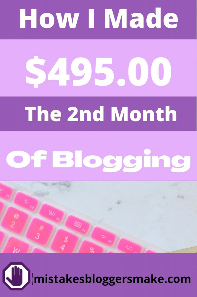 How-I-Made-$495-In-My-2nd-month-of-blogging-
