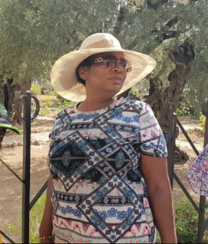 Me at Gethsemane