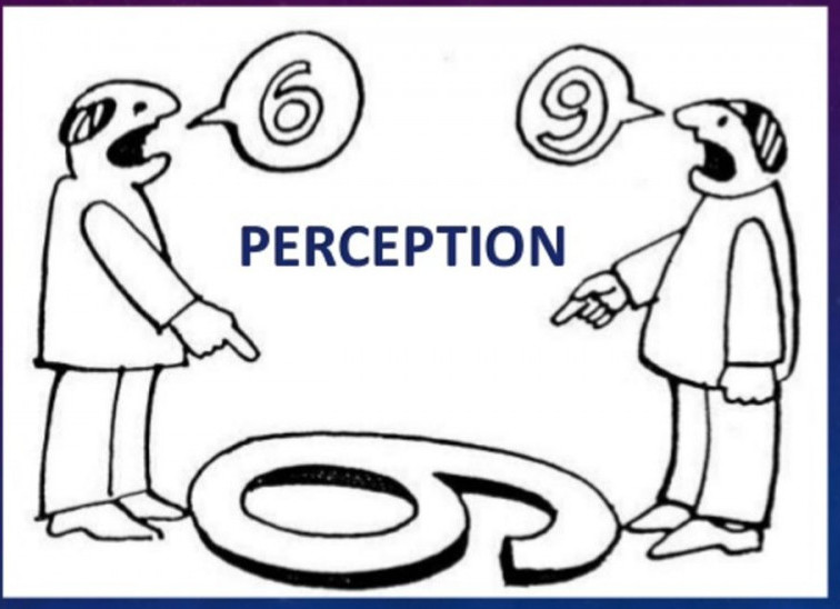 how to change your perception