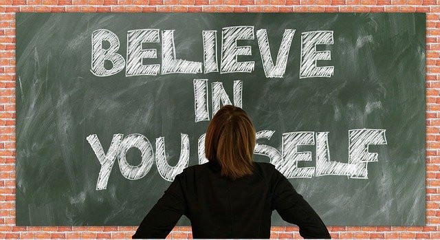 how to focus your life and build self esteem