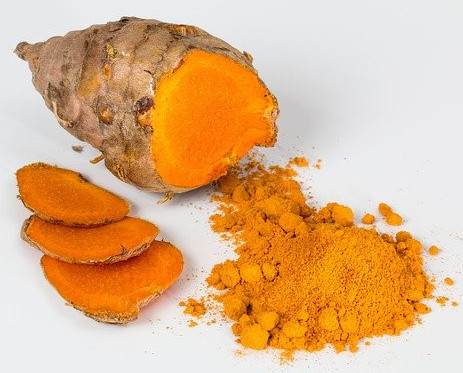 Turmeric - Stop feeling tired