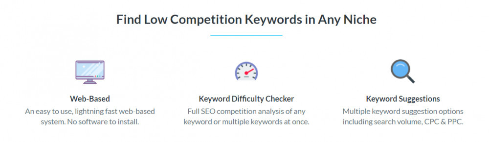 Keysearch Features