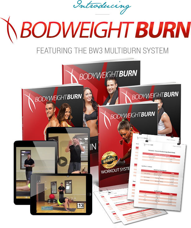The Entire Bodyweight Burn System