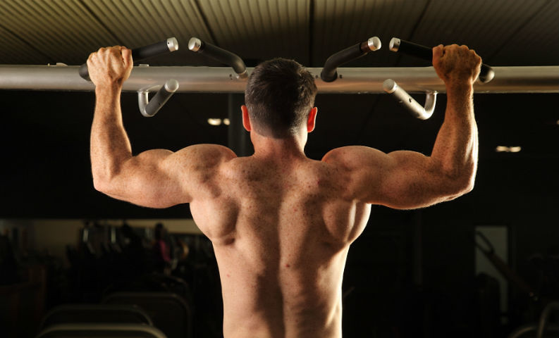 Increase pull ups with high frequency training