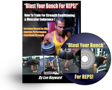 Blast Your Bench For Reps