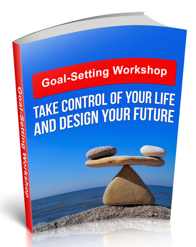 The Goal-Setting Workshop Book - Take Control Of Your Life and Design Your Future