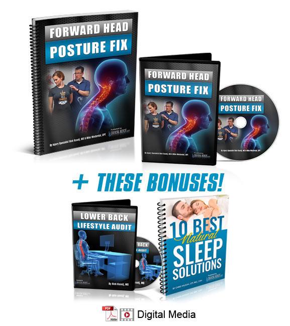 The Forward Head Posture Fix Program Plus Bonuses