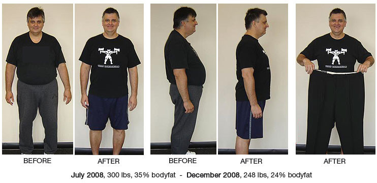 Josh's Client, John, and His Transformation After Using Get Lean