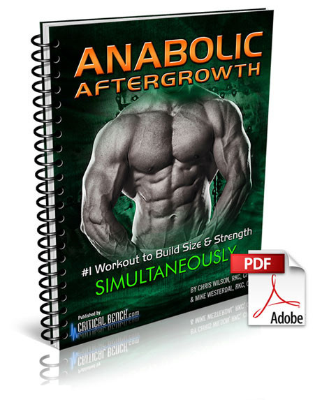 Anabolic Aftergrowth Program