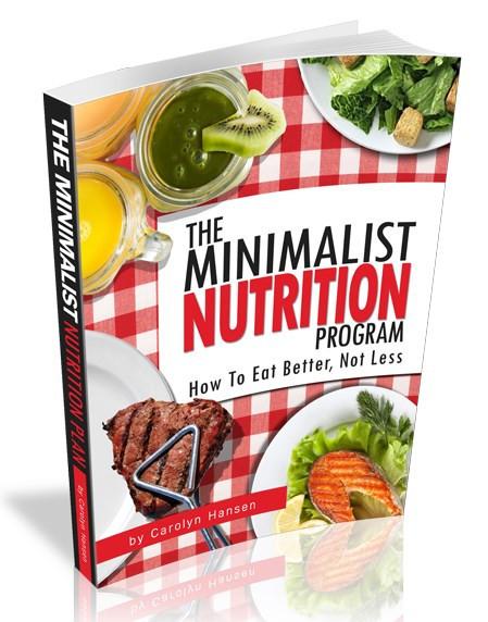 The Minimalist Nutrition Program