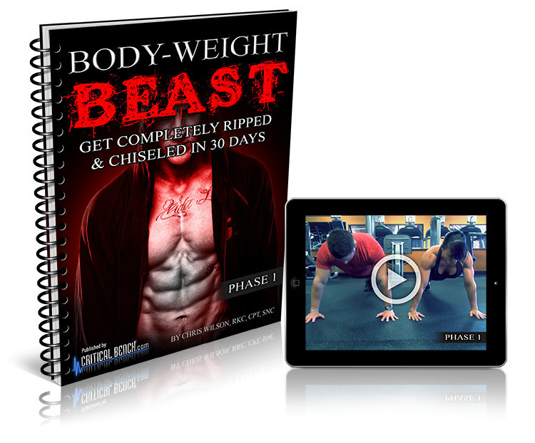 The Bodyweight Beast Program