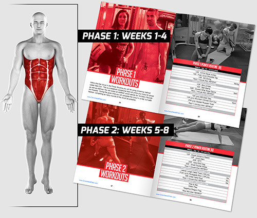 Crunchless Core Phase 1 and Phase 2 Workouts