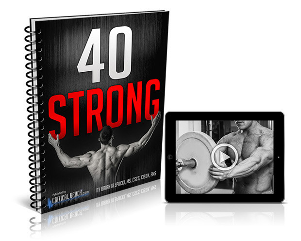The 40 Strong Workout Program