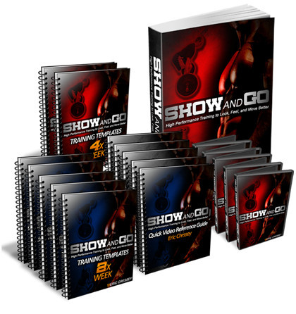 The Show and Go Training System
