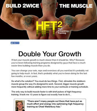 HFT2 Double Your Growth