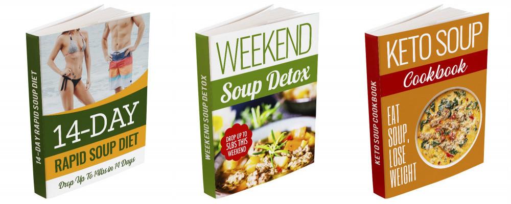 The 14-Day Rapid Soup Diet Program