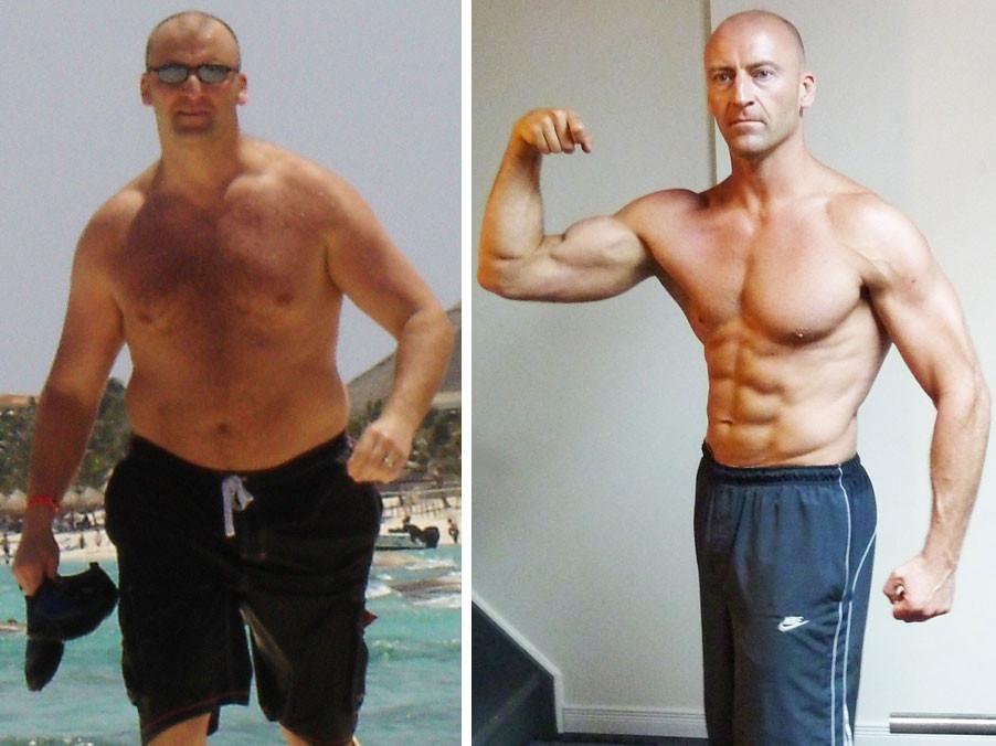 Josh Hewett's Transformation