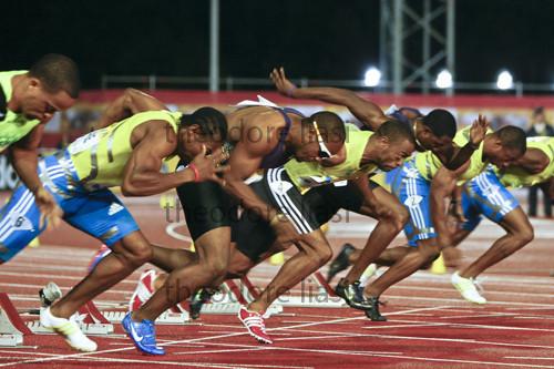 Men's 100m Sprint