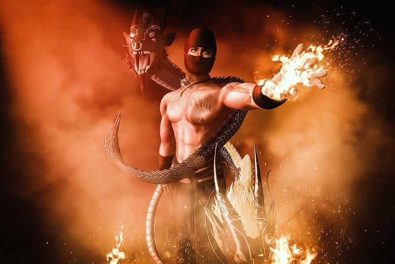 A Ninja Warrior