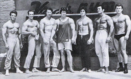 Bodybuilders From Vince's Gym