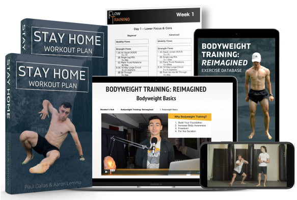 Bodyweight Training: Reimagined