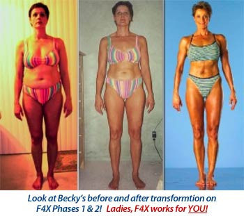 Becky's Transformation