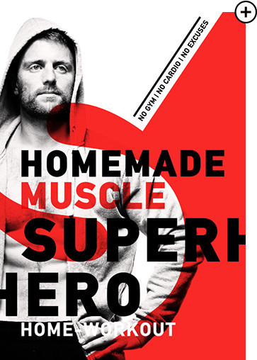 Superhero Home Workout PDF Manual
