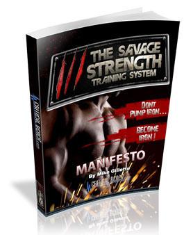 Savage Strength Training System