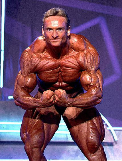 Andreas Munzer - The Man Said to Have the Lowest Body Fat Percentage Ever