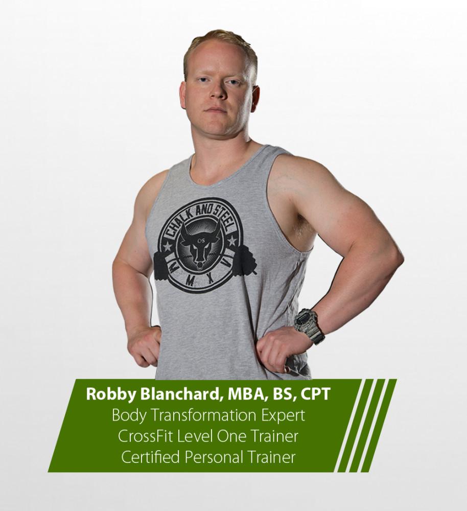 Robby Blanchard