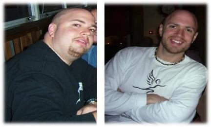 Mike Whitfield's Before and After Photos