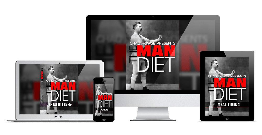 The Complete Man Diet Program