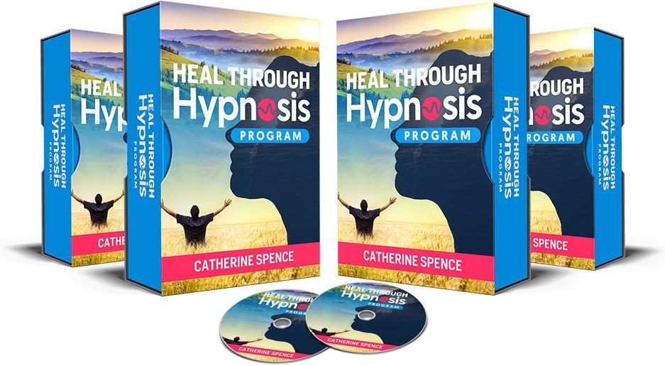 The Heal Through Hypnosis Program Audio Recordings