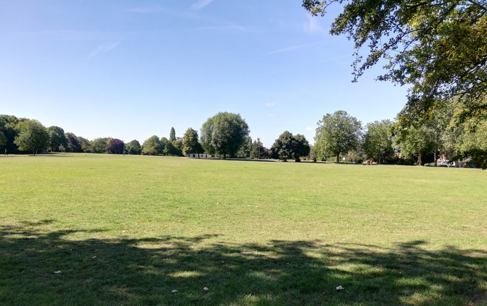 Roxbourne Park - The park I used to play in as a child