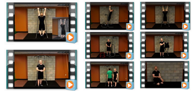 The Pull Up Solution Training Video Database
