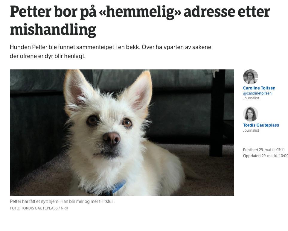 Hunden Petter