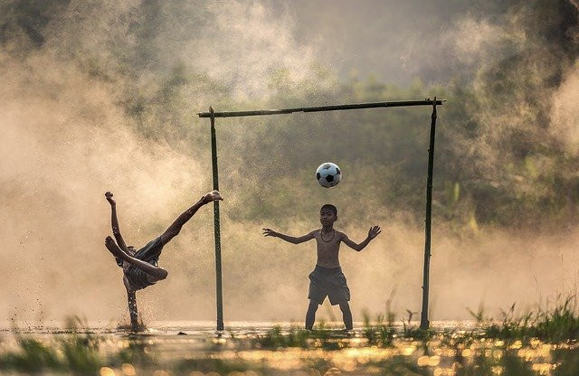 If someone tells you you can't do something prove them wrong - impossible soccer kick