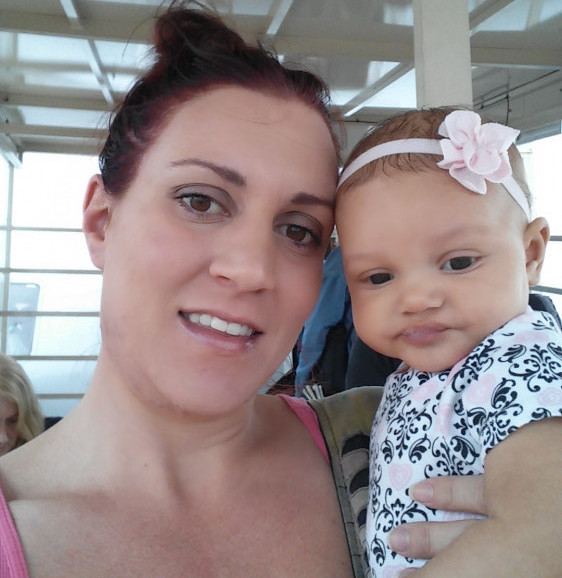 support groups for single moms - k and me at the airport