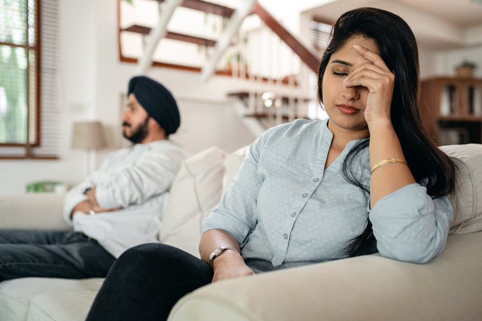 How to get over a miscarriage - marriage is falling apart