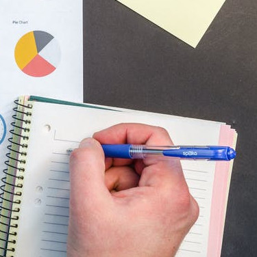 How to set up a monthly budget - write it down