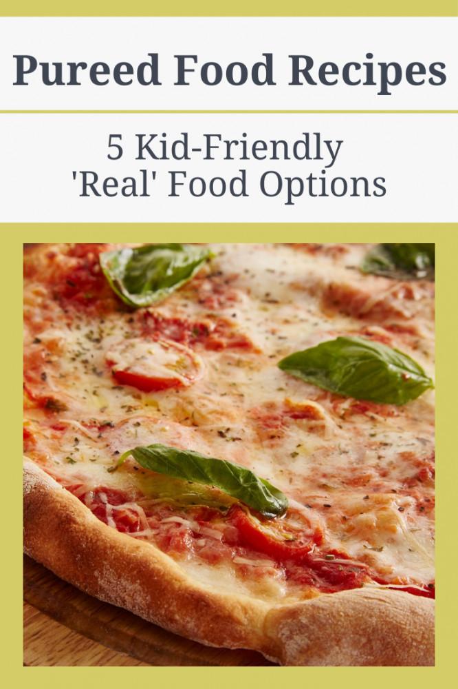 Pureed Food Recipes