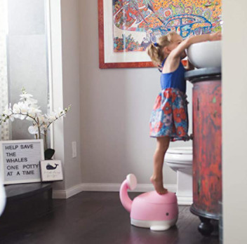 Be Mindful Moby: Potty Training for Toddlers