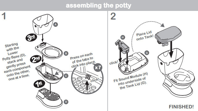 Assembly Required: Step-by-Step Instructions