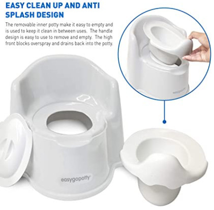 EasyGoProducts Potty Training Seat for Boys and Girls