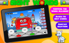 Sight Words Games & Flash Cards vol 1