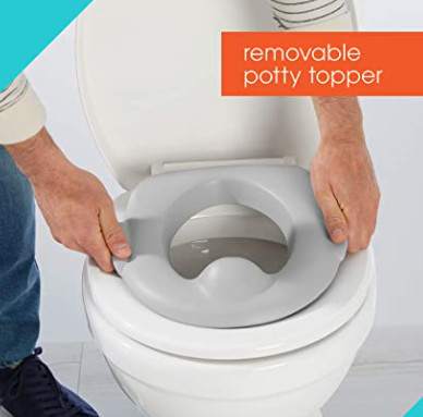2-In-1 Potty Training System