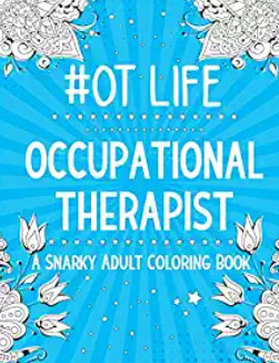 Occupational Therapist Coloring Book
