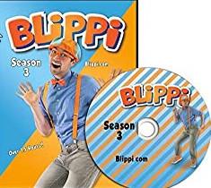 Blippi Educational Videos for Children