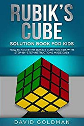 rubiks cube solution book for kids